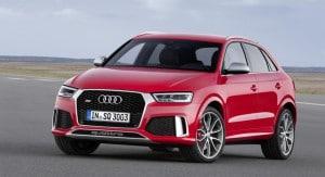 Audi Q3/RS Q3 2015 restyling