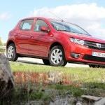 Prueba Dacia Sandero dCi 90 CV habitabilidad y maletero