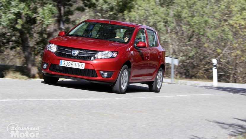 Prueba Dacia Sandero 1.5 dCi 90 motor y consumo