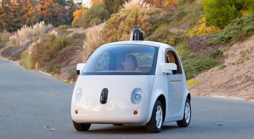 Coche autónomo de Google de producción