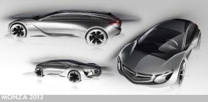El desarrollo de un nuevo coche detalles