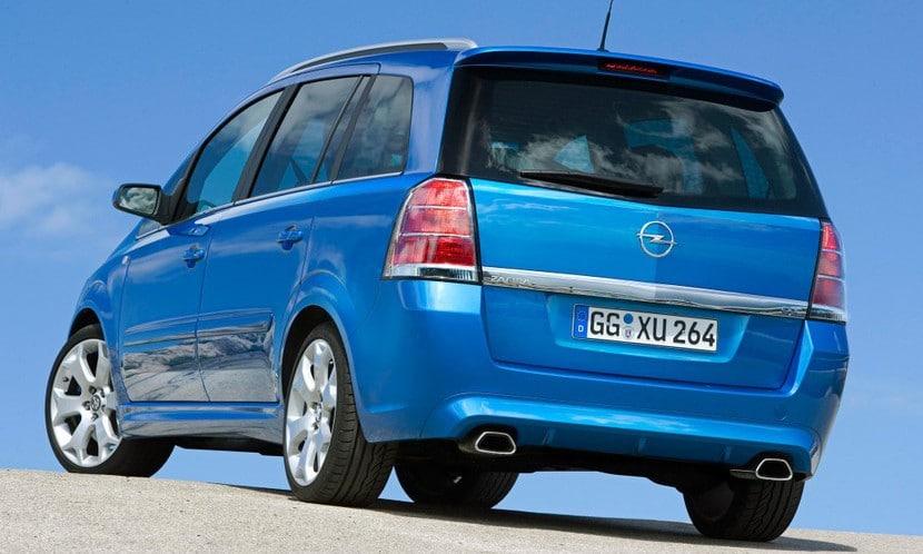Historia Opel OPC