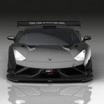 Lamborghini Gallardo Extenso R-EX por Reiter Engineering - frontal