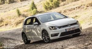 Prueba Volkswagen Golf 2.0 TDI 150 CV DSG, motor conducción y consumos