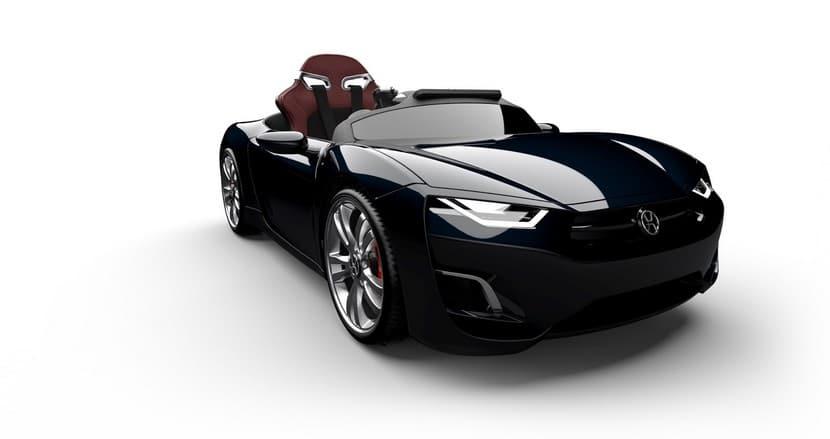 Broon coche eléctrico para niños