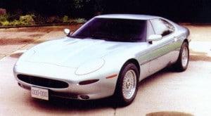 Jaguar XJ41 prototipo Aston Martin DB7