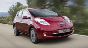 Km recorridos Nissan LEAF en España