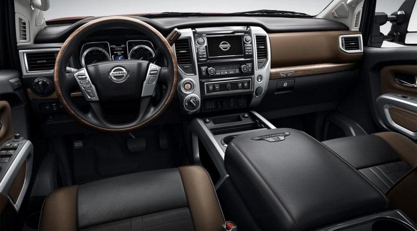 Nissan Titan XD V8 Diesel Cummins