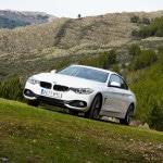 Prueba BMW 420d Coupé