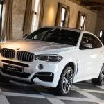 Prueba nuevo BMW X6 M50d