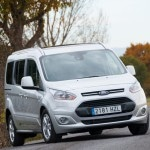 Prueba Ford Grand Tourneo Connect TDCi 115 CV