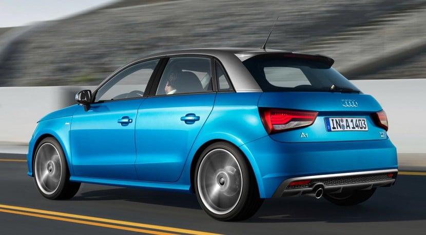 Ventas Audi en España 2014