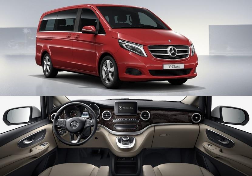 Mercedes Clase V Avantgarde