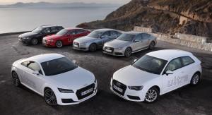 Gama Audi ultra
