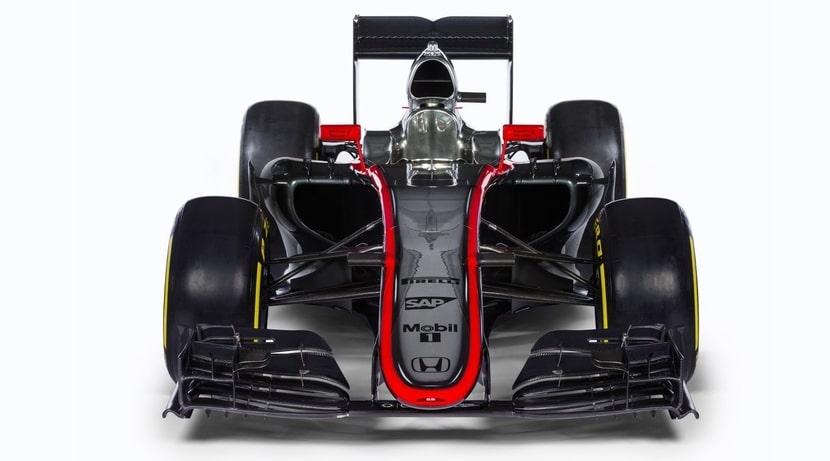 McLaren MP4-30 frontal
