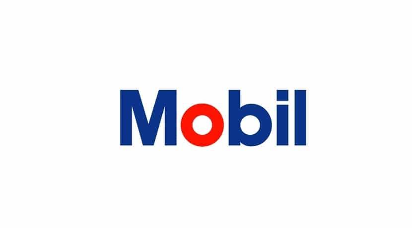 Logo Mobil Lubricantes