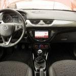 Opel Cosra interior