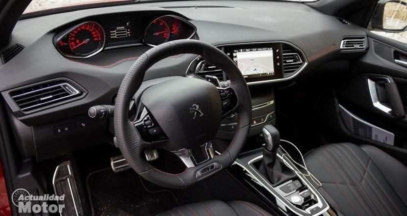Prueba Peugeot 308 GT