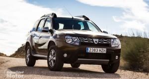 Prueba Dacia Duster