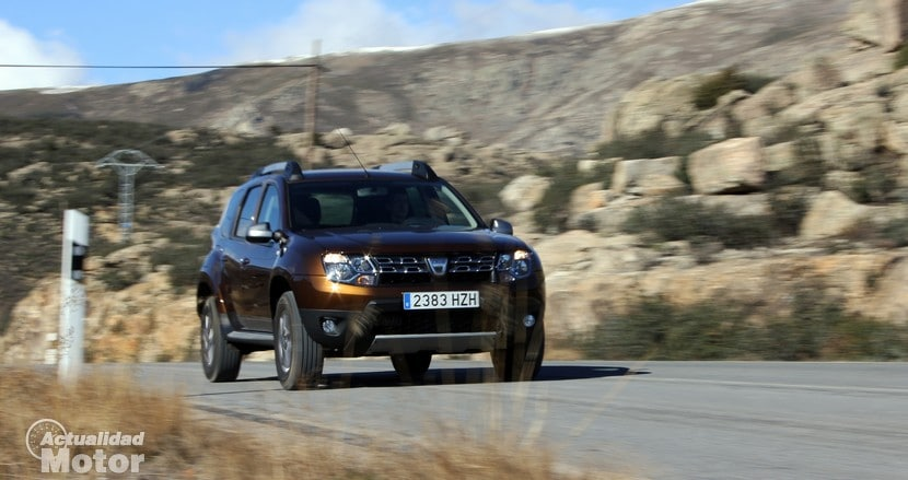 Prueba Dacia Duster dCi 110 CV