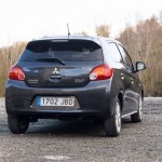 Prueba Mitsubishi Space Star 1.2 Motion