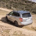 Prueba Subaru Forester diésel Lineartronic