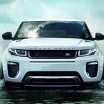 Range Rover Evoque restyling