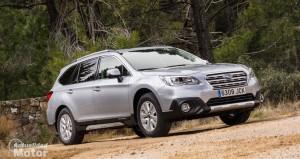 Prueba Subaru Outback 2015