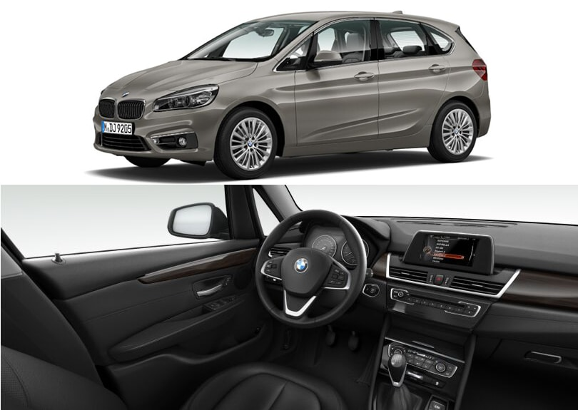 BMW Serie 2 Active Tourer Luxury