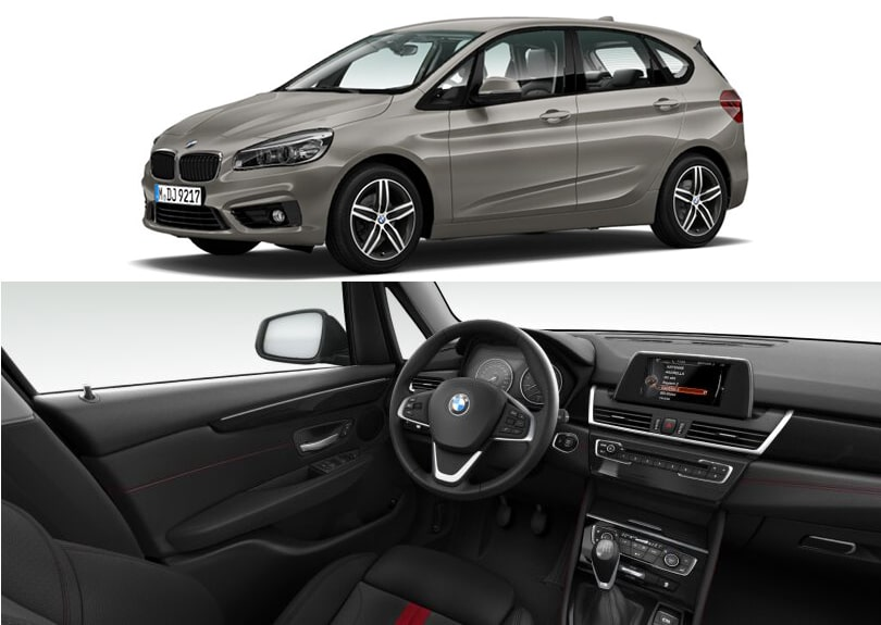 BMW Serie 2 Active Tourer Sport