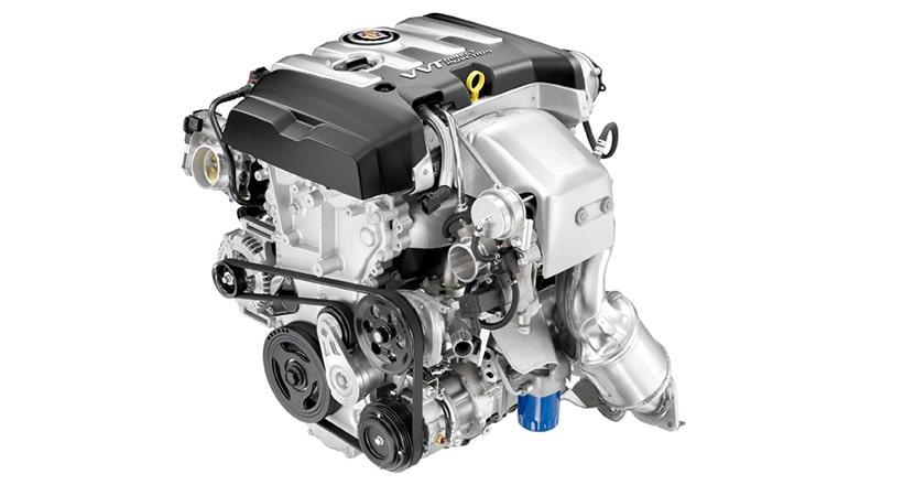 Cadillac 2.0 Turbo