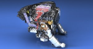 Cadillac 3.0 V6 Twin Turbo