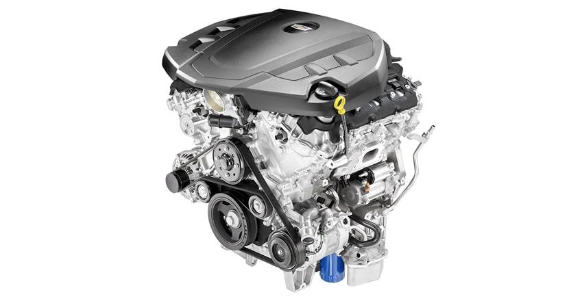 Cadillac 3.6 V6