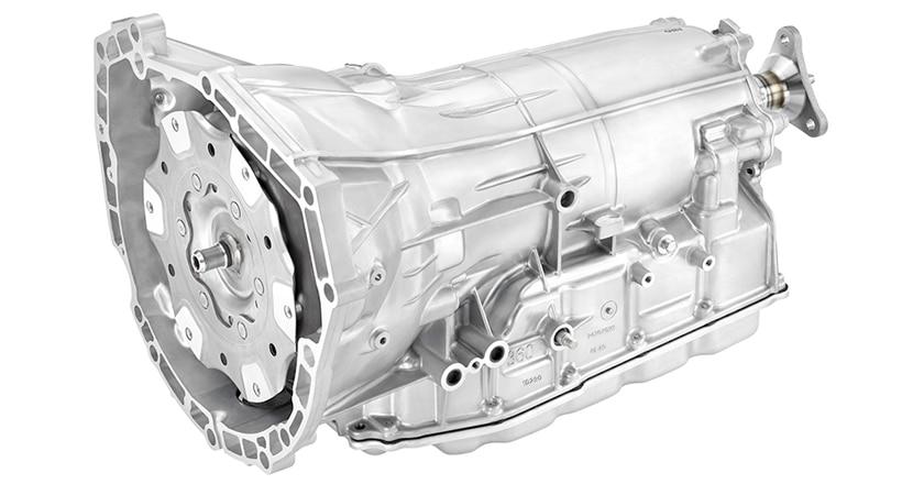 Cadillac cambio automático ocho velocidades