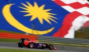 GP Malasia F1 2015 Clasificación