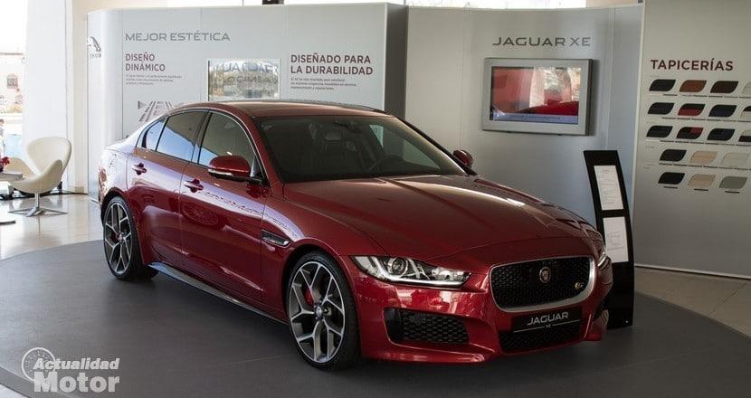 Jaguar XE C de Salamanca