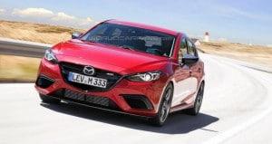 Mazda 3 MPS 2016 recreación