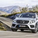 Mercedes GLE 2015