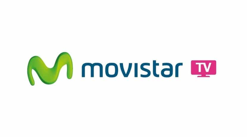Logo de Movistar TV