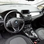 Prueba BMW 218i Active Tourer
