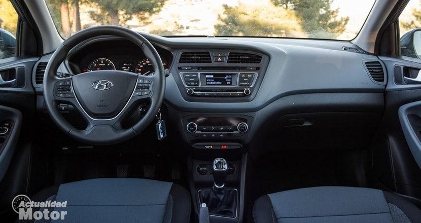 Prueba Hyundai i20 1.4 CRDI 90 CV Style