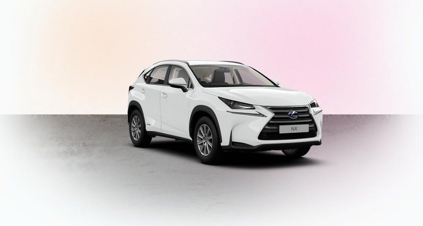 Lexus NX 300h Corporate