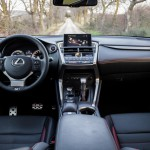 Prueba Lexus NX 300h