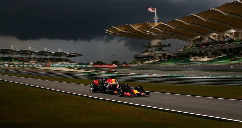 Red Bull GP Malasia