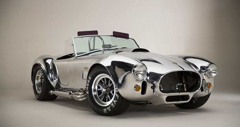 Shelby Cobra, todo un icono de los V8
