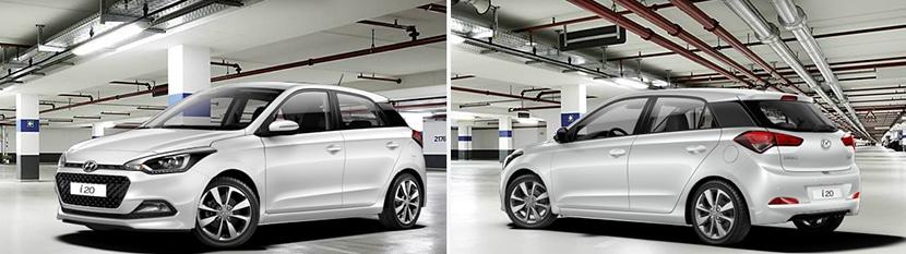 Hyundai i20 Tecno