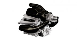 V6 Turbo de Honda para la F1