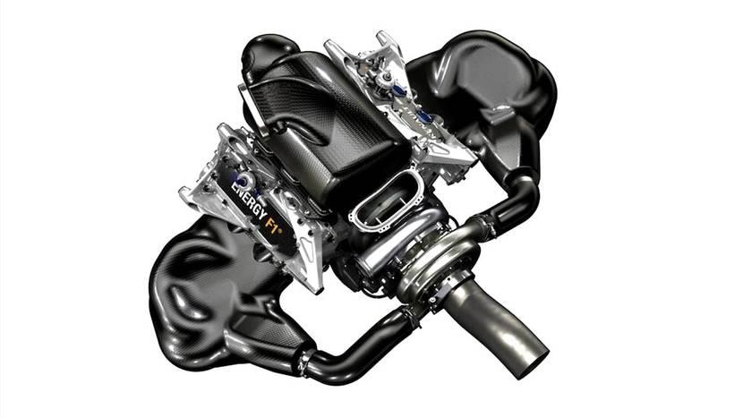 Renault V6 Turbo Híbrido de F1