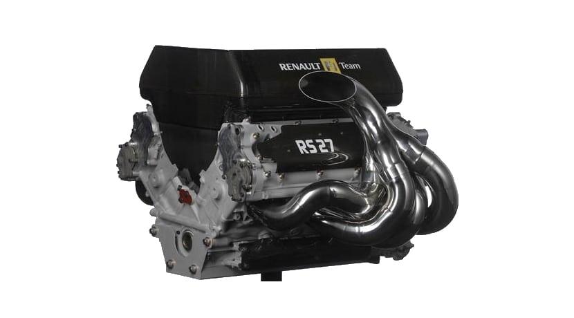 V8 de Renault para F1