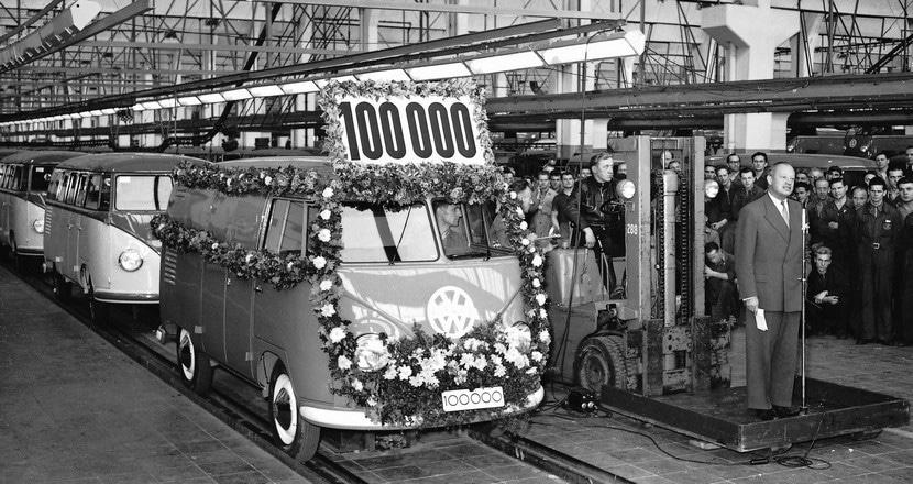 Volkswagen T1 65 aniversario